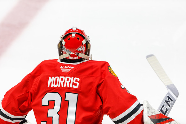 02-18-2021  - IceHogs vs. Griffins