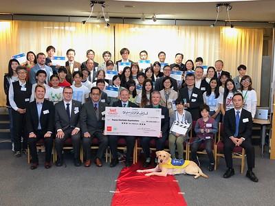 Walkathon Fund Distribution Ceremony