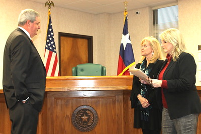 James A. Payne Jr. sworn in as 273rd District Court Judge