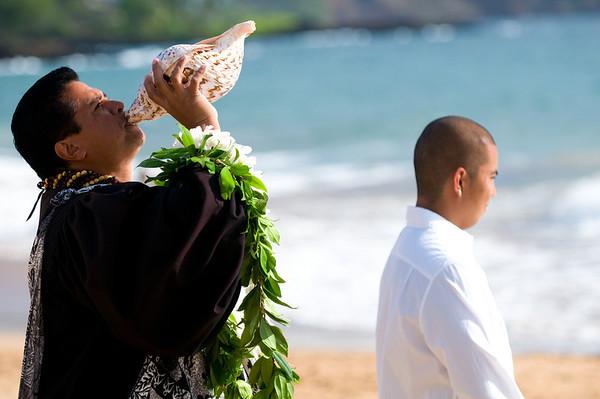 Maui Hawaii Wedding Photography for Pablico 09.01.08