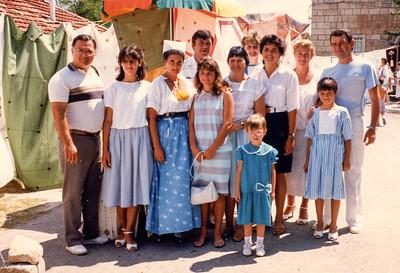 YUGOSLAVIA TRIP 1987