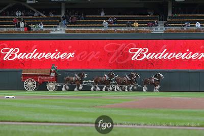 MLB - Seattle Mariners v Minnesota Twins 9-22-11