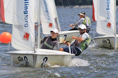 College Sailing Team Race Nationals