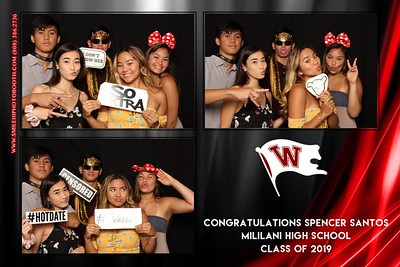 Spencer's Graduation Party