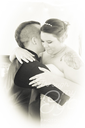 Tim & Frankie Duncan Wedding