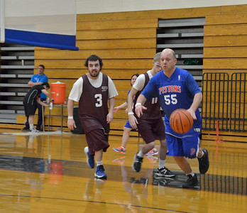 Special Olympics Basketball 2-17-18