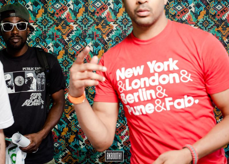 LRG at Brooklyn Hip Hop Fest