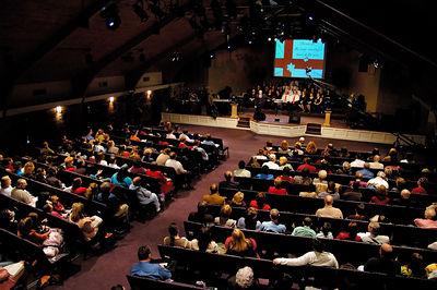 Louisville Orchestra & Pastor David Boggs.12-18-05
