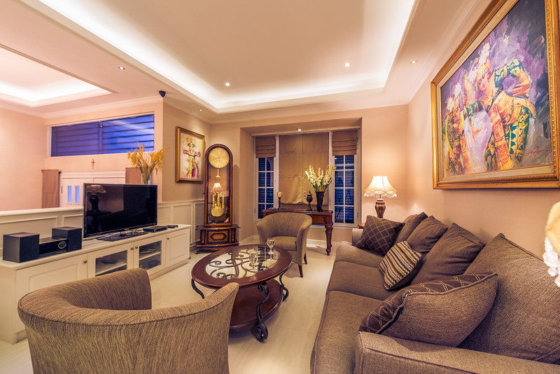 Sunter Living Room