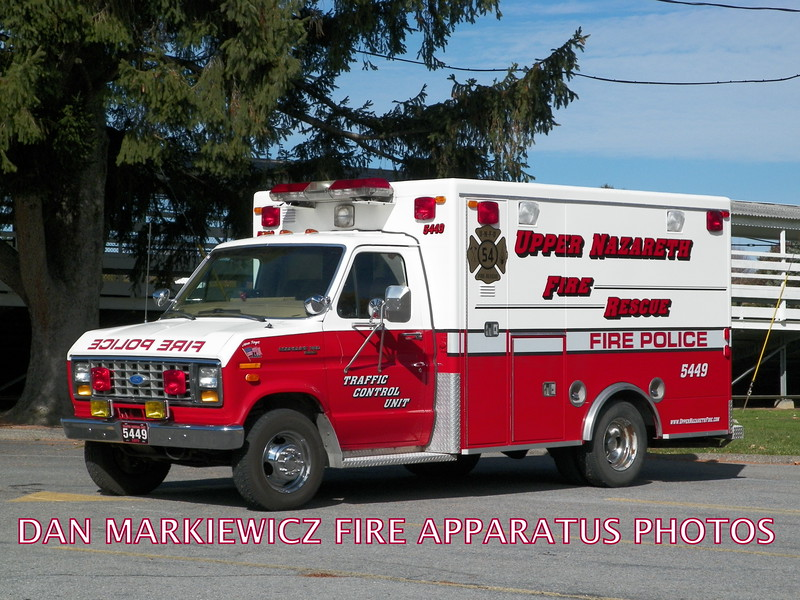 UPPER NAZARETH FIRE DEPT.