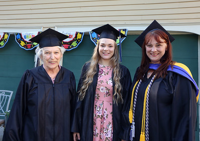 Medical assisting graduate, mom & grandmother 062520