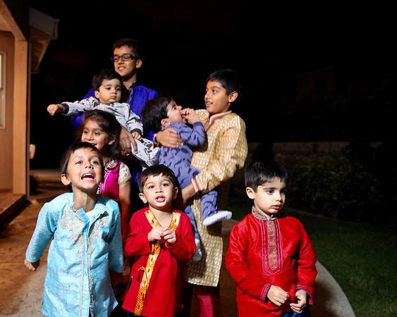 Diwali w/ Ranga Family