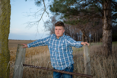 Chase Senior Pictures