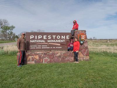 2021 Pipestone National Monument - MN