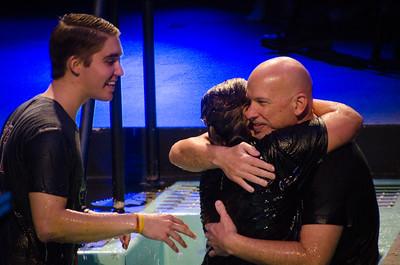 2015-11-22 - 11am Service + Baptisms