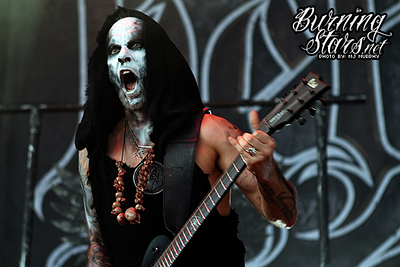 Behemoth @ Budwiser Stage (Toronto, ON); 05/29/18