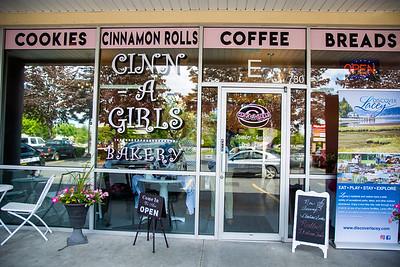 Cinn-A-Girls Ribbon Cutting