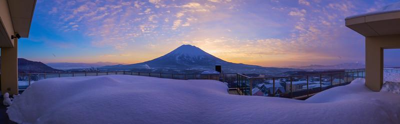 Mt. Yotei Panaroma