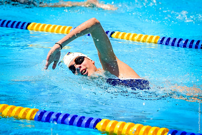 Mountain & Ocean League Girls Swim Championships