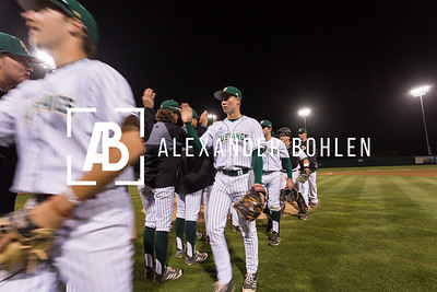 2018 Cal Poly Baseball vs Bakersfield Game 1
