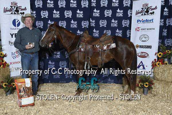 Non Pro Futurity RSNC Finals 2018 Fort Worth TX