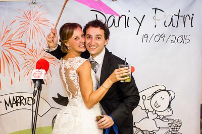 Patricia y Dani 19/09/2015