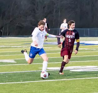3/23/21 Varsity Soccer vs Columbia