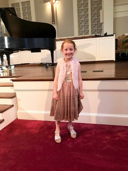 Reagan Piano Recital June 7 2017