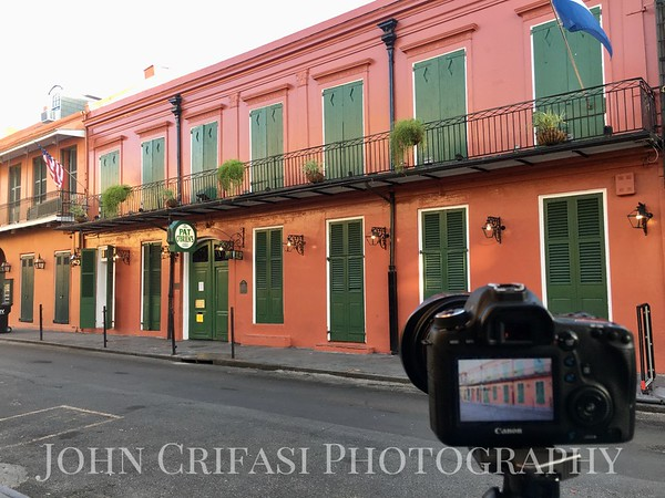French Quarter during Covid, 05.07.20