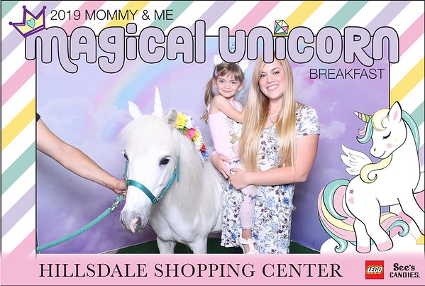 Mommy and Me Magical Unicorn Breakfast