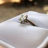 0.78ct Round Brilliant Diamond Bridal Set by Cartier 33
