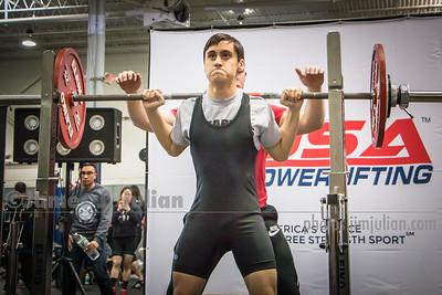 USA Powerlifting NJ Iron Gobbler 2017