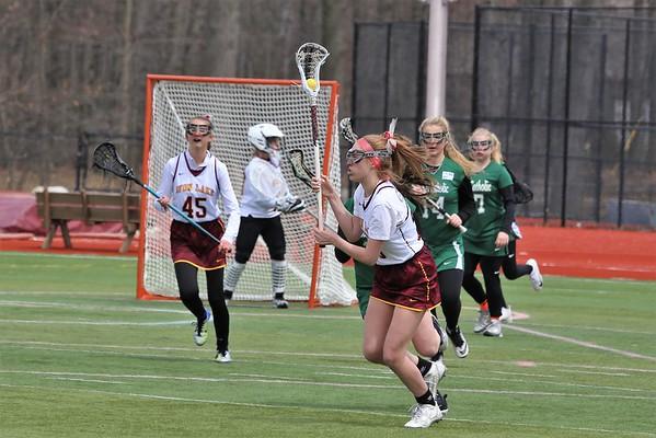 Girls Lacrosse Avon Lake v Lake Catholic