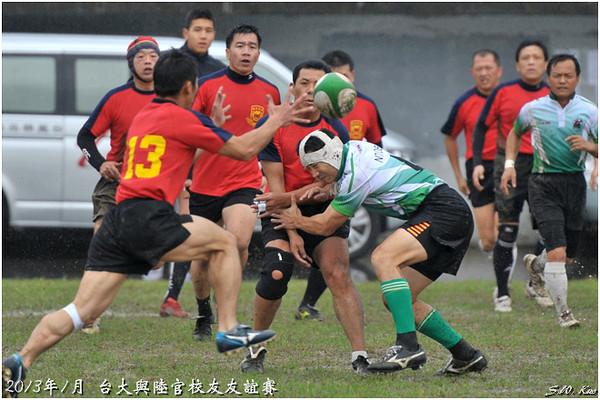 2013年照片集錦(Rugby Pics in 2013)
