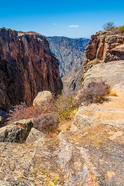 Black Canyon of the Gunnison NP - Colorado