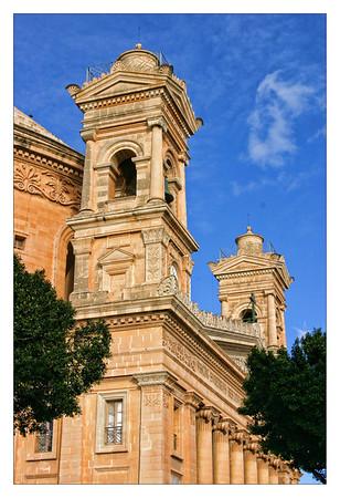 Mosta and Dome, Malta