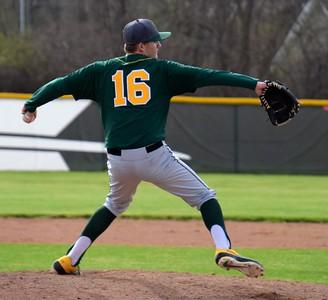 HS Sports - Flat Rock at New Boston Huron Baseball 19