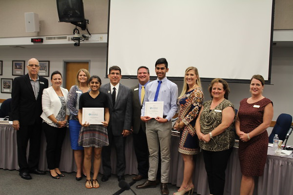 08-18-16 Board Recognition Photos