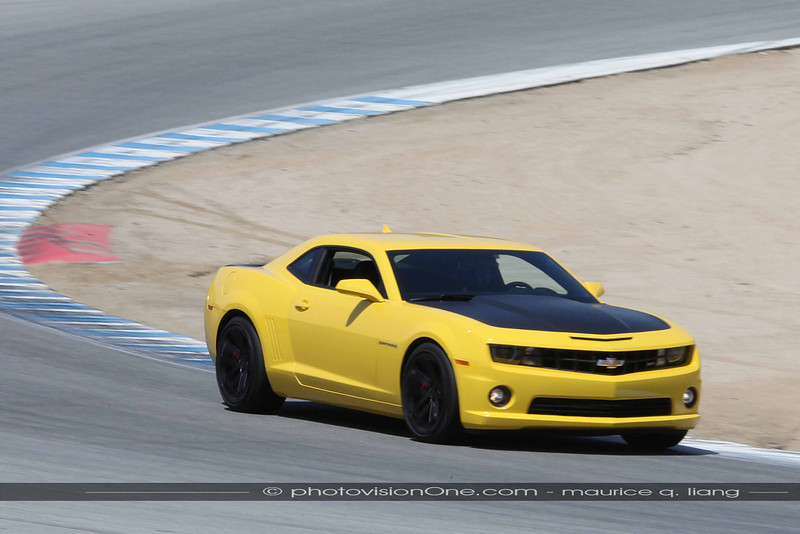 Camaro SS is more fun on the track than the ZL-1.