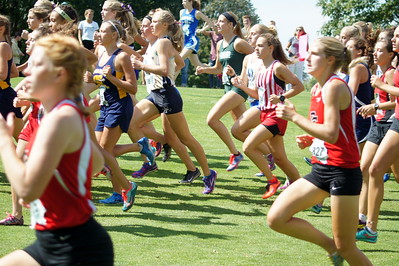 Coed Cross Country - 9/16/2016 Spartan Invitational DW