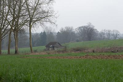 La vallée de la Lasne à Huldenberg