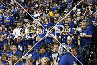 2009-2010 Alumni Band-Men & Women Basketball
