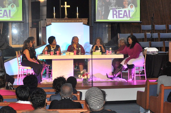 Women's Ministry Presents NBBC: THE REAL Oct 2017 NBBC