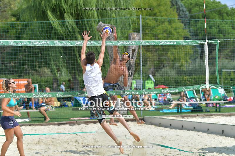 presso Zocco Beach PERUGIA , 25 agosto 2018 - Foto di Michele Benda per VolleyFoto [Riferimento file: 2018-08-25/ND5_8691]