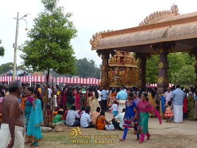 யாழ்-நல்லூர்க்கந்தன் பத்தாம் திருவிழா..........