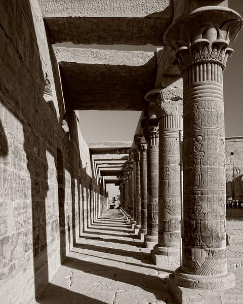 Philaen Columns