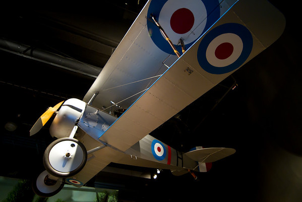 The Museum of Flight - Personal Courage Wing - WWI