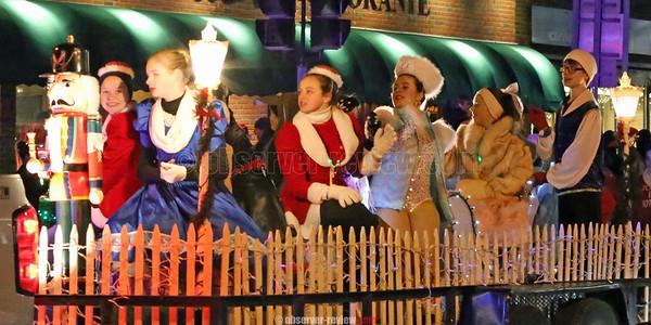 Village Christmas 2016