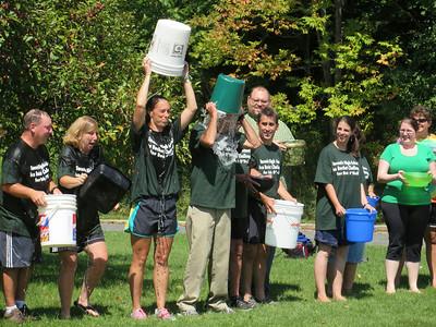 Taconic High School ALS Ice Bucket Challenge 082614