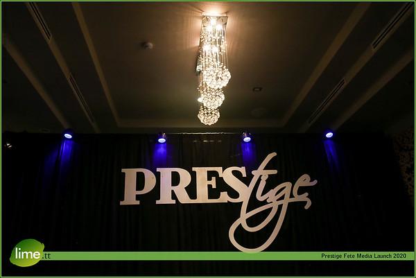 Prestige 2020 Media Launch